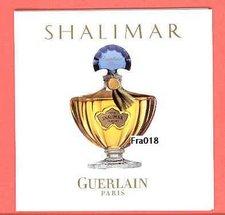 Dépliant Shalimar