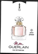 France - pour Mon Parfum - Col doré