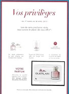 Carte client Guerlain - France