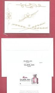 Enveloppe + carte + tattoo