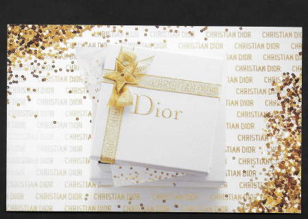 Dior Noel 2019
